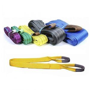 Текстильная лента для грузовых строп